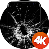 Cracked Screen Android APK Download Free By Ultra Wallpapers