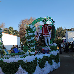 Cabalgata de Reyes de Barbaño