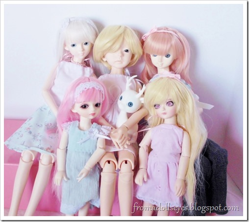 The ball jointed doll family is growing!