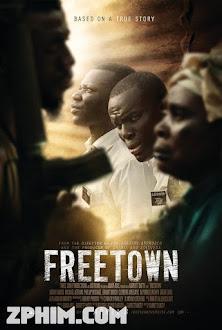 Miền Đất Tự Do - Freetown (2015) Poster