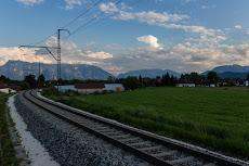 Alps, close to Freilassing