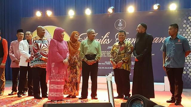 KDYTM Tengku  Mahkota Pahang sering juge mengikuti siri Kuliah UAi dalam YOUTUBE