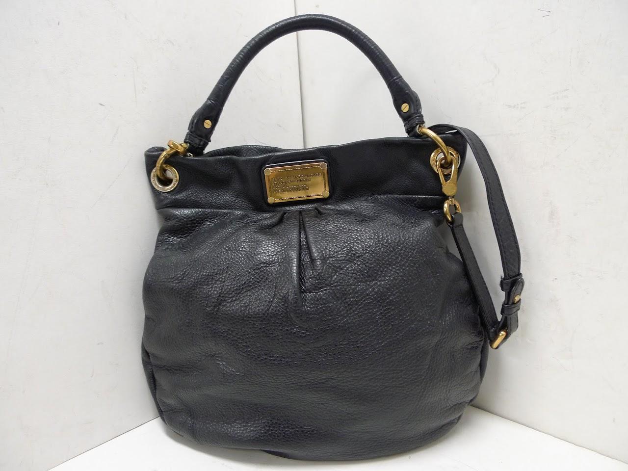 Marc by Marc Jacobs Black Shoulder Bag