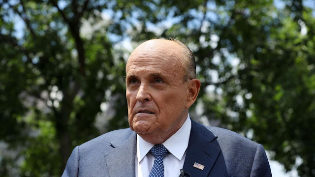 Giuliani case: Judge approves appointment of 'special master' to review evidence