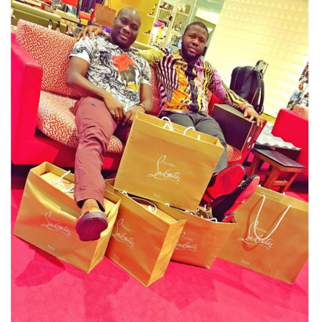 Hushpuppi Shows Off Big Spending To Mock Former 'Friends' (Photos)