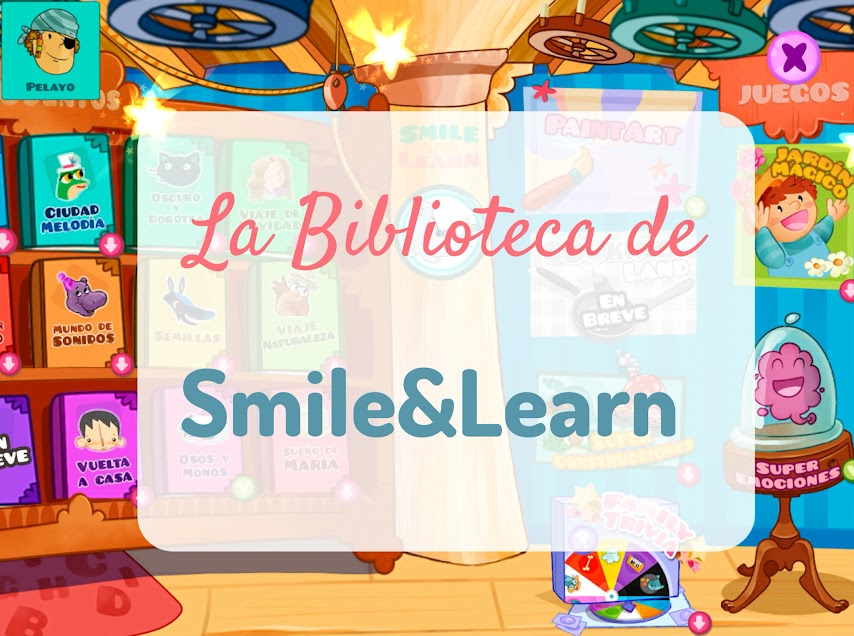 Apps educativas de Smile and Learn