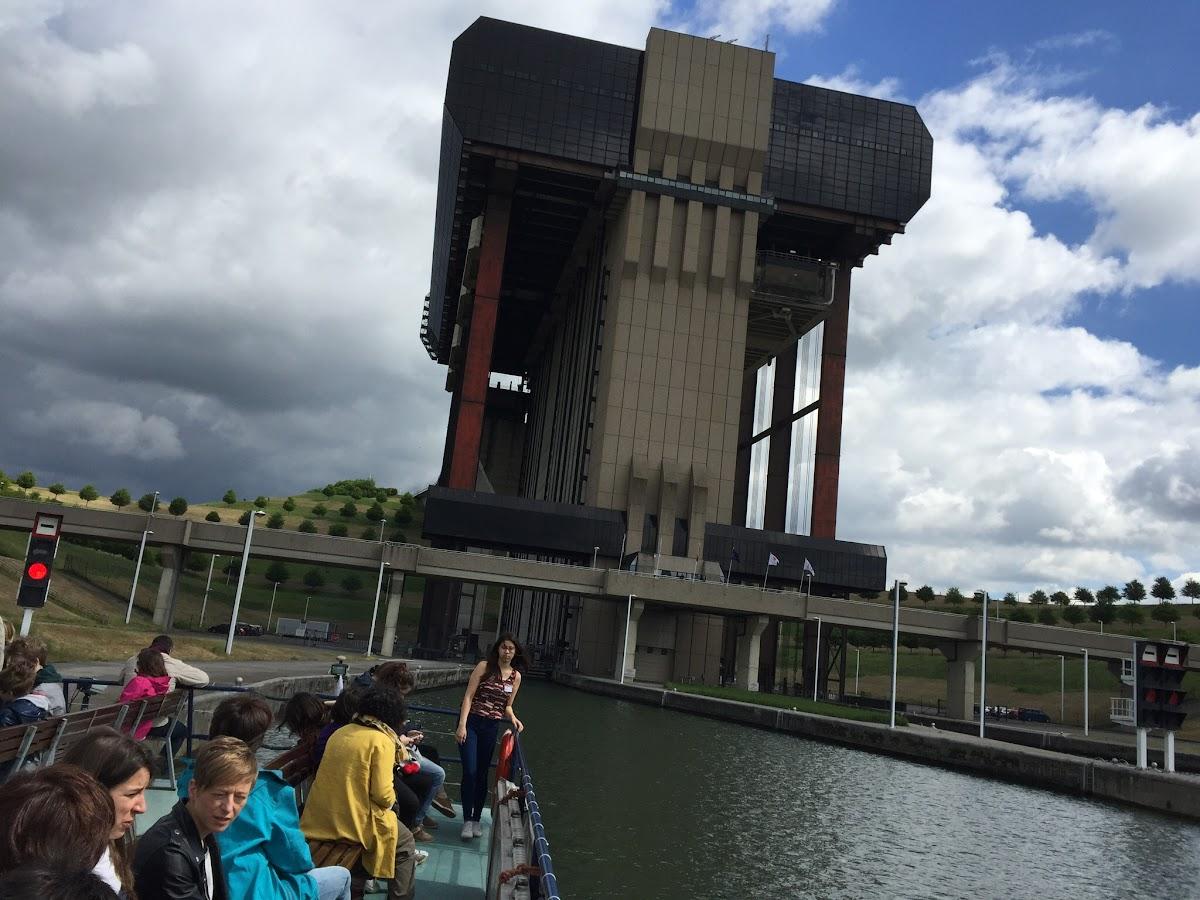 Ascenseur a bateau Belgique