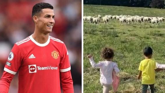 Kerana Kambing, Ronaldo Pindah Rumah RM 34 Juta