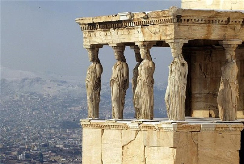 Heritage: The Erechtheion soon to open to visitors