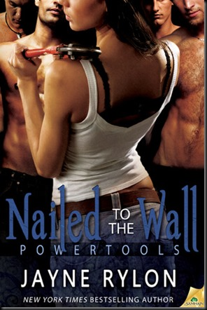 Nailed to the Wall  (Powertools #5)