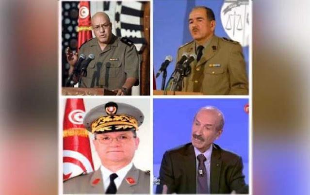 عدد من الجنرالات المتقاعدين يوجّهون رسالة مفتوحة إلى قيس سعيد ويقدّمون مقاربة لإنقاذ تونس من الأزمة