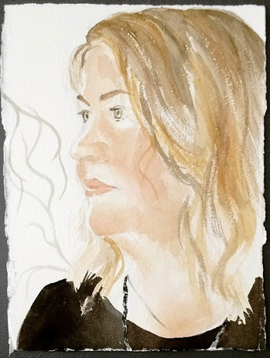Laura. Artist Lisa Hsia