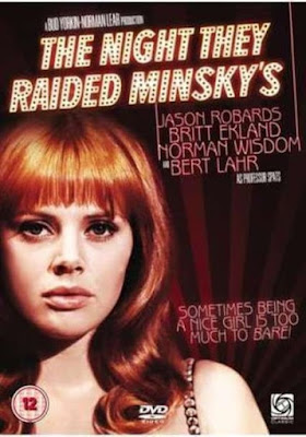 The Night They Raided Minsky's (1968) BluRay 720p HD Watch Online, Download Full Movie For Free