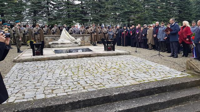 73 Rocznica Bitwy Karpacko - Dukielskiej - 20171005_100743.jpg