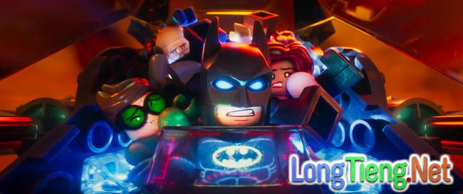The LEGO Batman Movie - Siêu phẩm đầu năm 2017 - Ảnh 9.