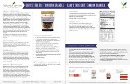 Einkorn Granola PDF