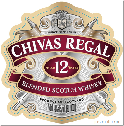 Chivas Regal 12-Year