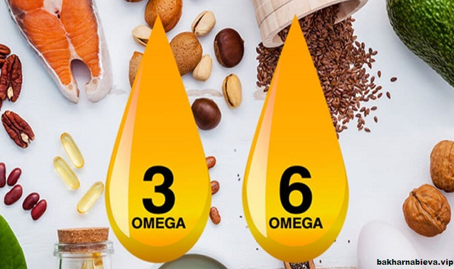 Omega 3 and Omega 6