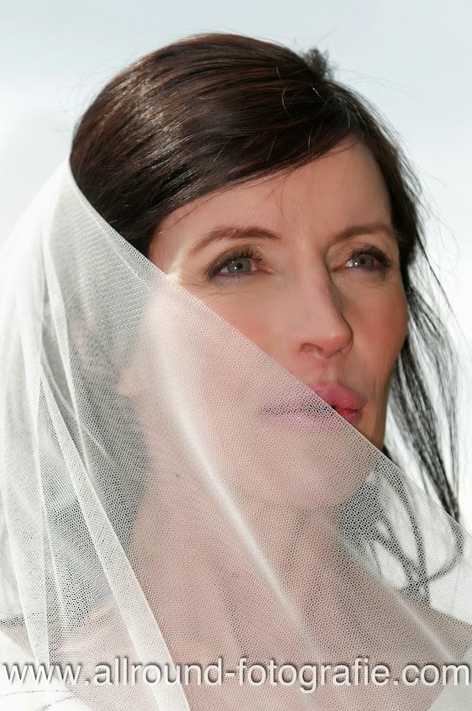 Bruidsreportage (Trouwfotograaf) - Foto van bruid - 034