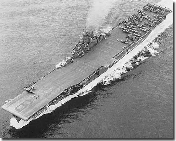 Aircraft-carrier - Essex