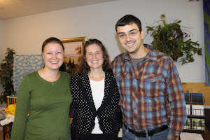 Susan's dear friends, Keith and Chelsea, came to be in service with us at Portland, TN!