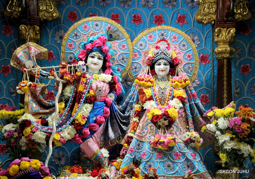ISKCON Juhu Sringar Deity Darshan on 29th Dec 2016  (9)