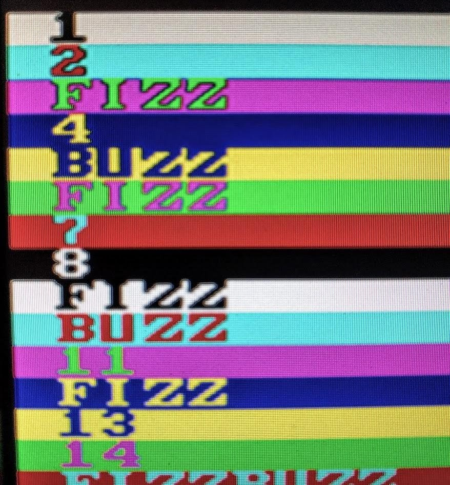 Ken Shirriffs Blog April 2018 Circuits 8085 Projects Archive Heart Rate Monitor Circuit With The Foreground And Background Colors Based On Line Text Is More Interesting