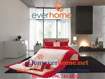 Bộ Chăn Ga Gối Everhome Premium EP-309