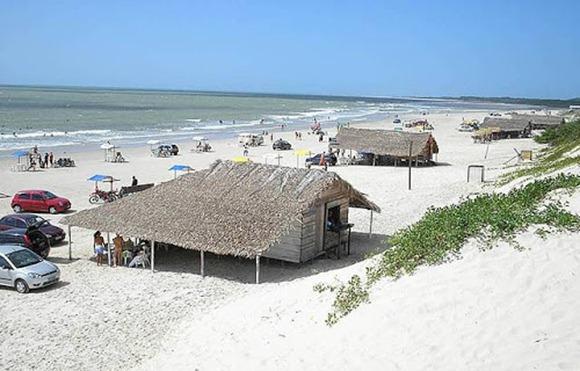Praia de Araçagy - Sao José de Ribamar, Maranhao, foto: kamaleao.com