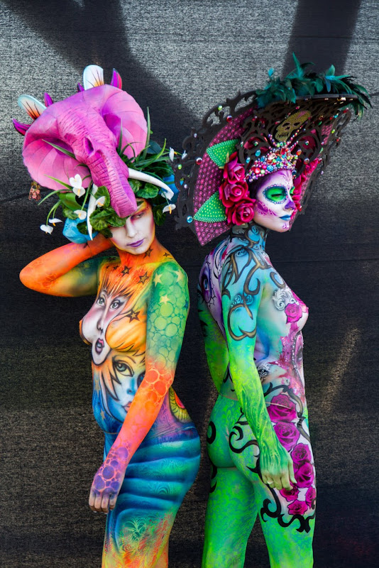 IMG_4955 Color Sea Festival Bodypainting 2018