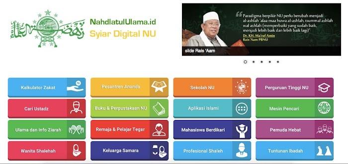 LTN PBNU Uji Coba Web Layanan Nahdiyin