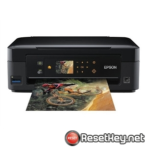 Resetting Epson SX438 printer Waste Ink Pads Counter