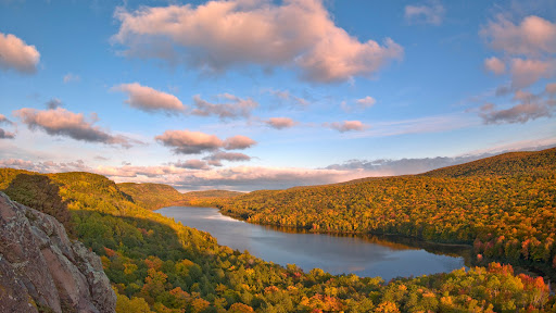 Lake Of The Clouds, Porcupine Mountains, Upper Peninsula, Michigan.jpg