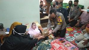 AKHIRNYA Bu Susan, Guru Honorer yang Lumpuh dan Buta Usai Divaksin Mendapat Bantuan Presiden Jokowi