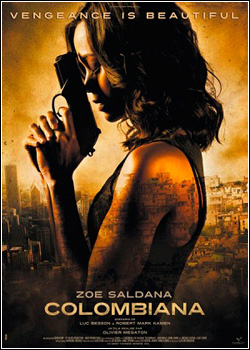 Download Colombiana DVD R