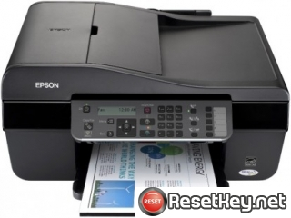 Resetting Epson BX305 printer Waste Ink Pads Counter