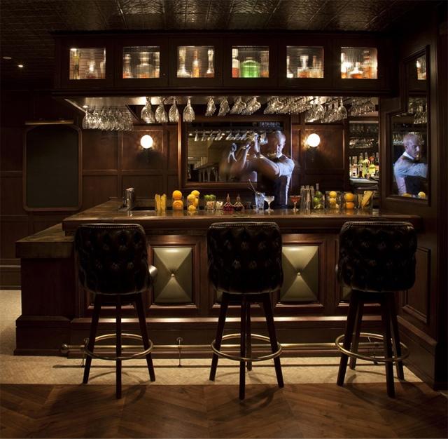 Interior Design Ideas Home Bar: Above And Beyond...: BARLØSNING, Gammelt Interiør Møter