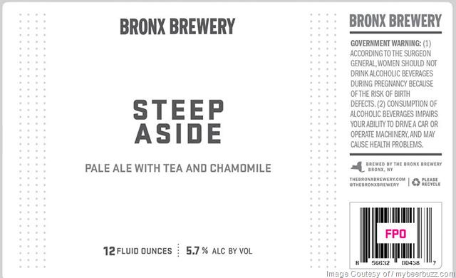 Bronx Brewery Steep Aside