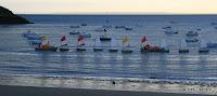 Port Mer : voiliers-école