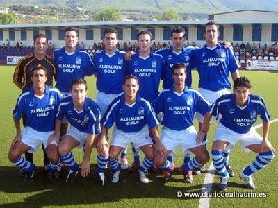 Once que disputó la fase de ascenso a Seguna División B