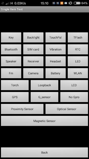 Cara Kalibrasi / Meluruskan Accelerometer Perangkat Xiaomi