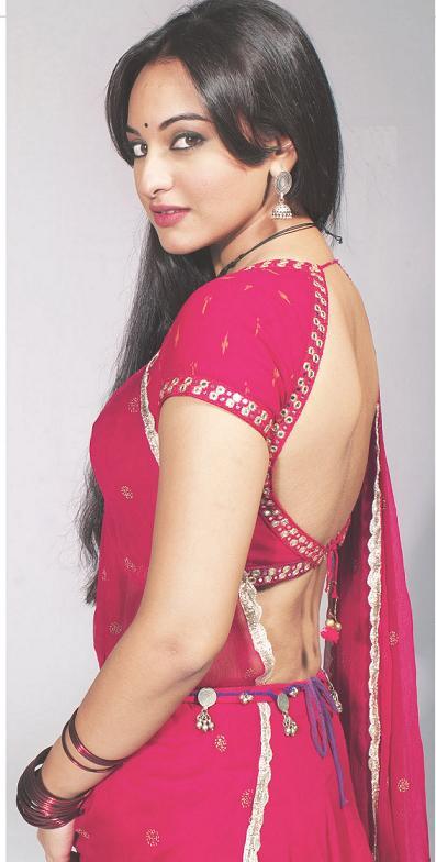 Bollywood Masala World Sonakshi Sinha In Saree Photos