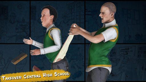 High School Bully Gangster 1.10 Cheat screenshots 6