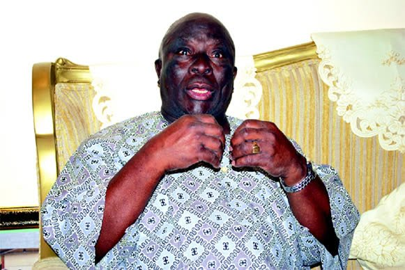 """Nigeria is good only because """"we are still alive"""" - Adebanjo"""