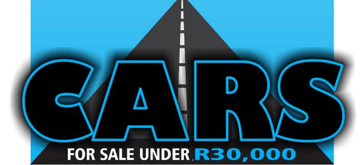 Cars under R30000