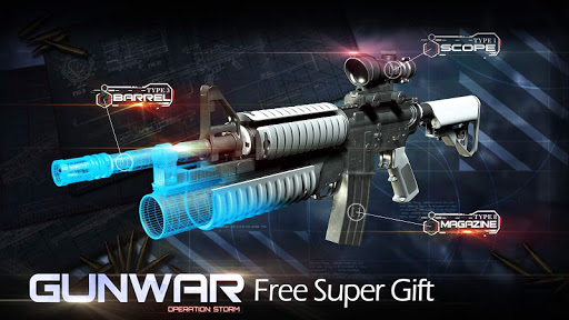 Gun War: Shooting Games screenshot 12