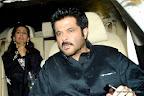 Anil Kapoor and Sunita at SRK Edi Party 2013. pic/ yogen shah