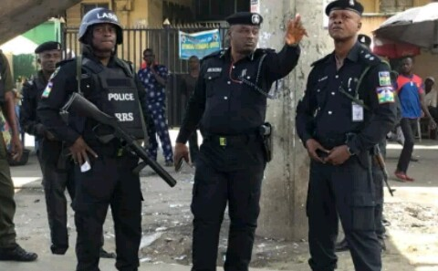 EXCLUSIVE!!! Tension Arises As Police release 25 herdsmen detained by local vigilantes