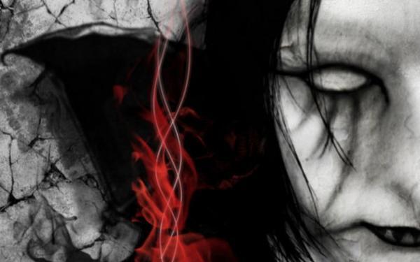 White Eyed Goth, Gothic
