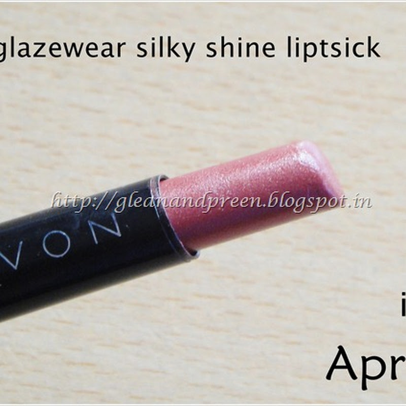 Sagaciously Beautiful: Avon Glazewear Silky Shine Lipstick in G309 ~ Review, Swatch & FOTD